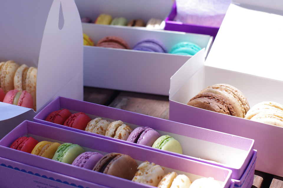Macarons in San Francisco
