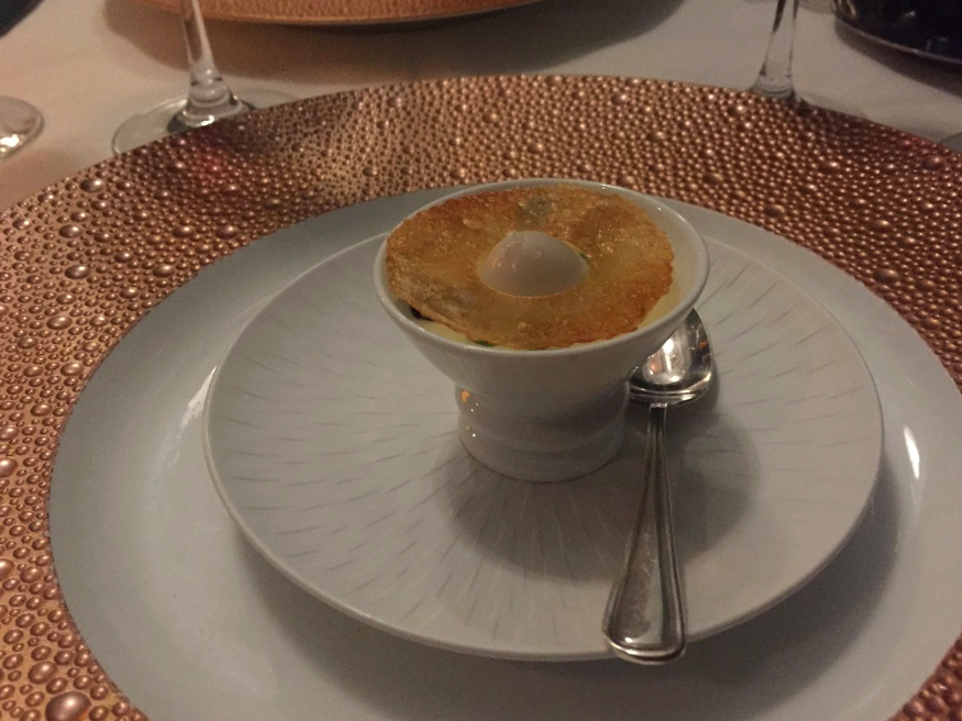 cold-soup-quail-egg