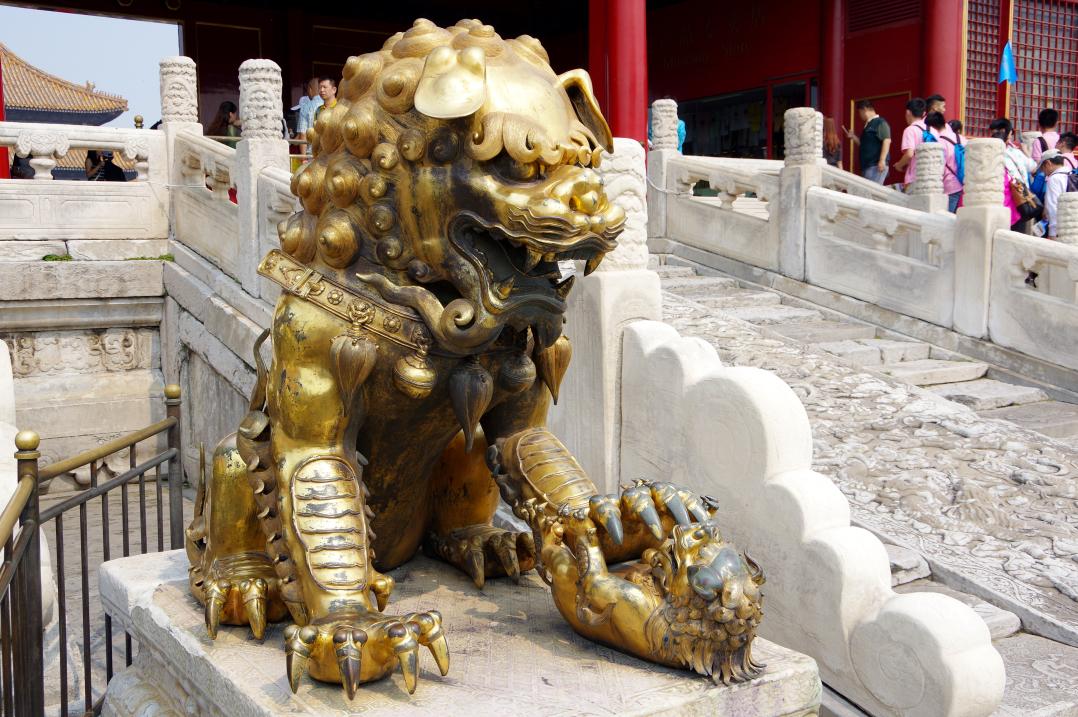 forbidden-city-lion-statue