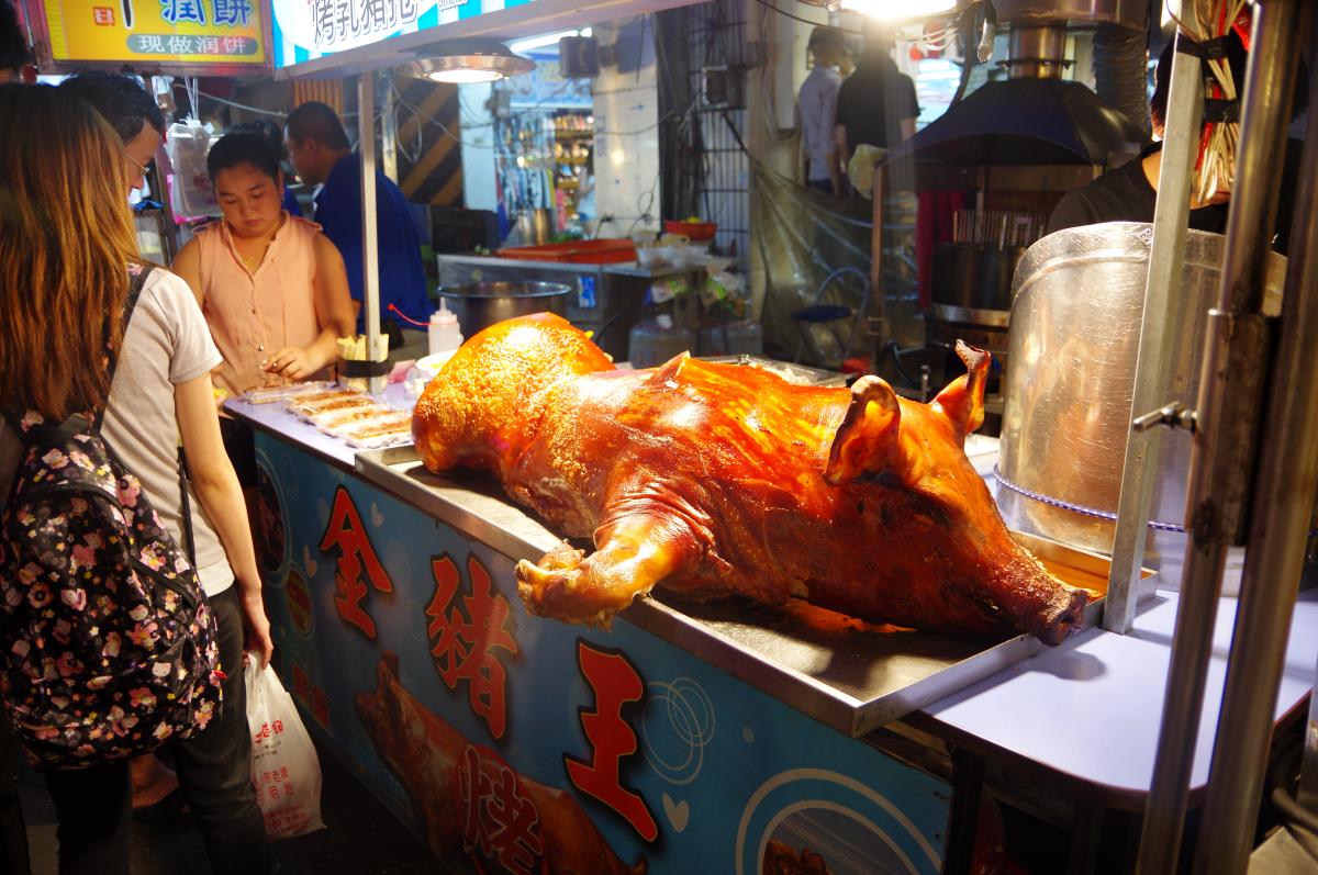 keelung-night-market-king-pig