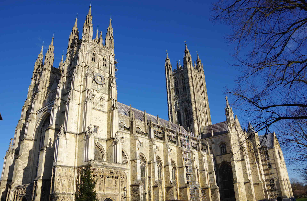 Canterbury cathedral trust in america