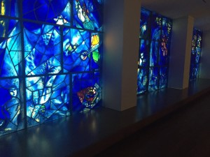 Chagalls America Windows
