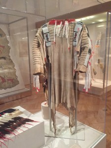 Native American War Dress