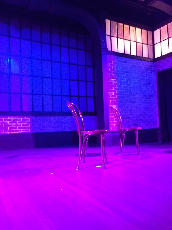 Second City Stage
