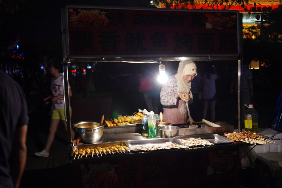 xian-muslim-quarter-street-food