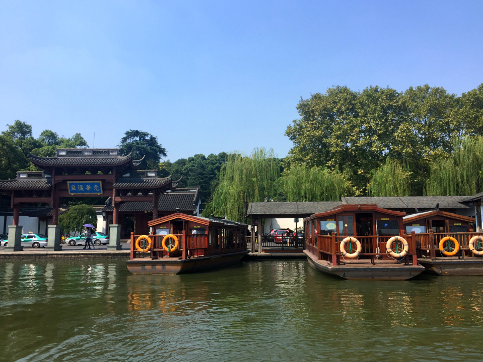 hangzhou-west-lake-boats