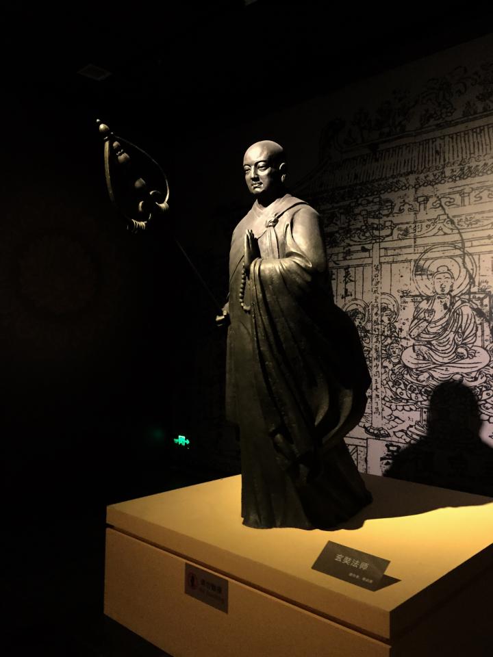 monk-statue-xian