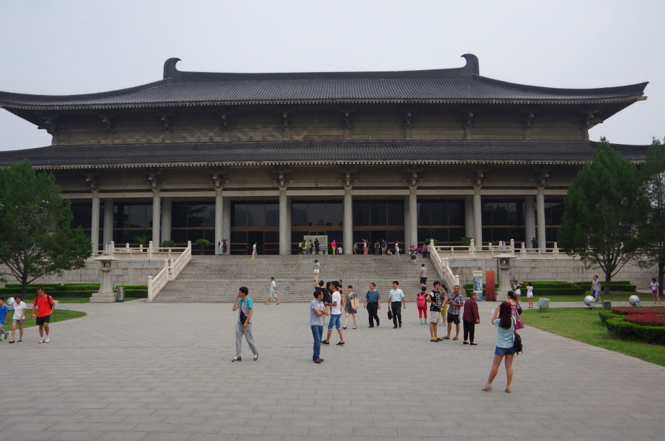 shaanxi-national-museum