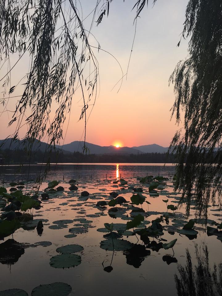 west-lake-hangzhou-sunset