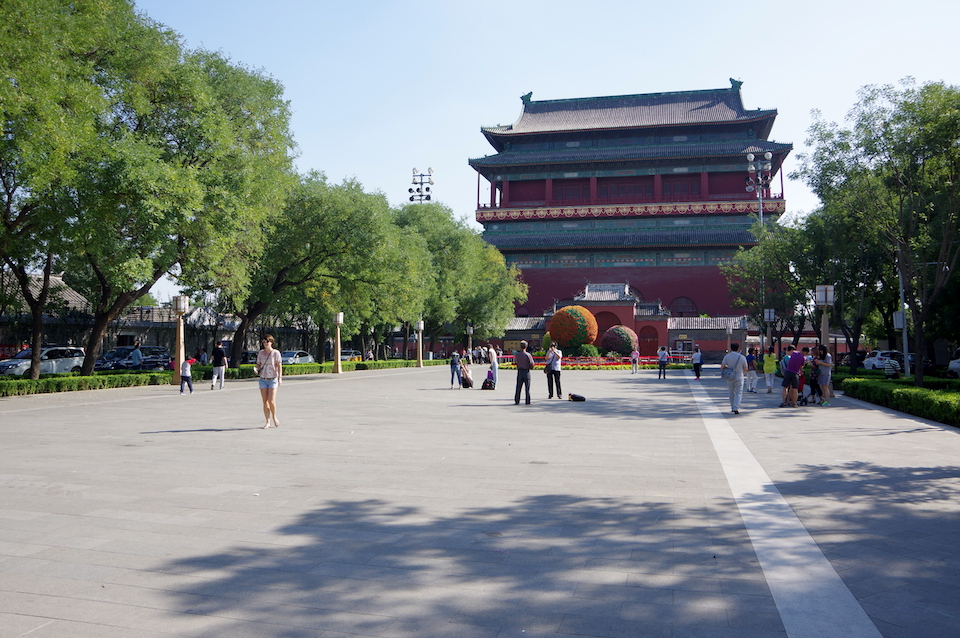 beijing-drum-tower