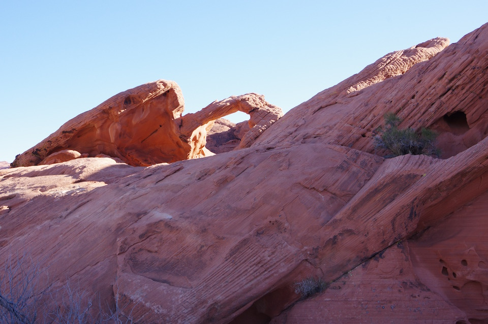 valley-of-fire-arch-rock