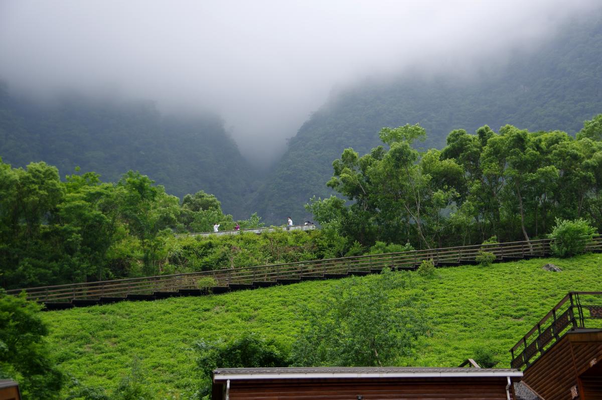 Buluowan-taroko-gorge