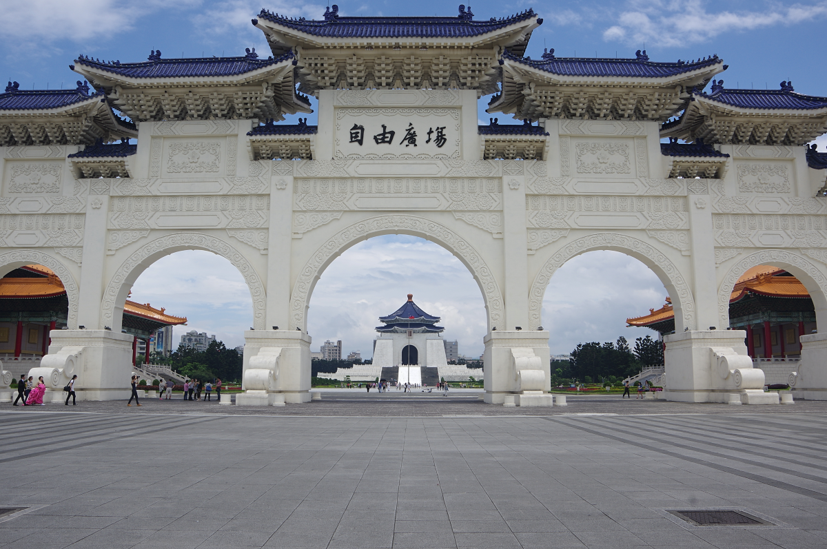 Chiang-Kai-shek-Memorial-Hall-gate3