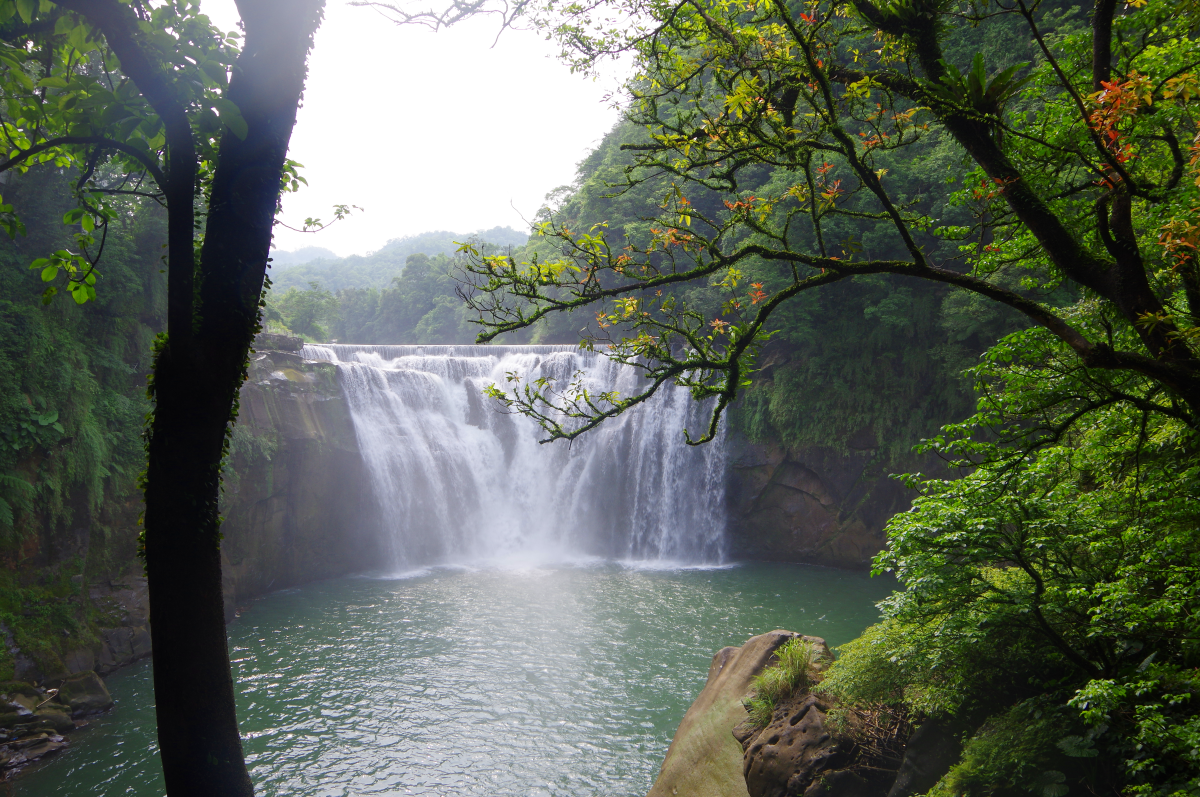 shifen-waterfall2